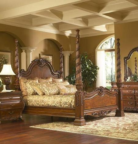 Homethangs Com Introduces A Guide To Ornate Antique Beds And Bed