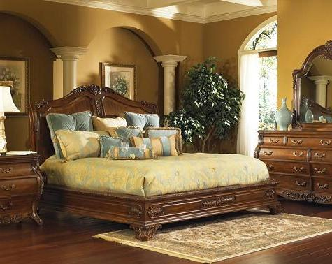 HomeThangs.com Introduces a Guide to Ornate Antique Beds and Bed ...