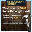 ImprovementCenter.com Launches Photo Contest for Homeowners