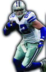 A photo of Dallas Cowboys tight end Jason Witten