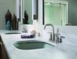 New Moen® Gibson Faucets Add Elegant, Yet Edgy, Style In The Bath