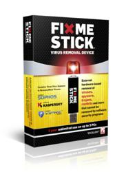 FixMeStick Virus Removal Device