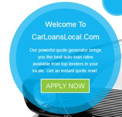 Local Car Loans Service