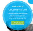 Bad Credit Car Loans Site Shares Top Used Car Buying Secrets