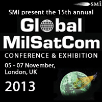 Global Milsatcom Conference, London