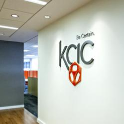reception at KCIC office