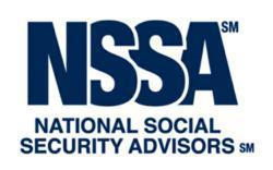 National Social Security Advisor Logo
