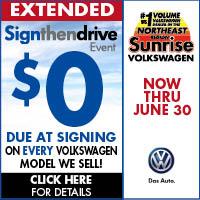 volkswagen lease specials