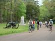 Civil War Biking Tour Through the Chickamauga Battlefield