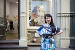 Tsumori Chisato at Kisan in Soho, NY