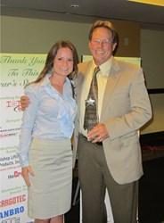 Top Trainer Award Winner
