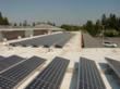 Solar PV System on Comunity Center Roof