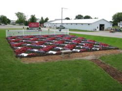 "The ""Weaver Fever"" Quilt Garden"