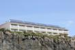 Solar system sits atop the Cliff Spa Building