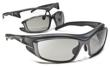 Prescription Motorcycle Sunglasses with a new design are available from ADS Sports Eyewear