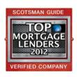 Scotsman Guide Top Mortgage Lender 2012