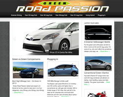 Comparison of electric and hybrid cars in Green Road Passion Magazine