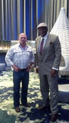 David Gergen With Carl Eller ppha pro player health alliance sleep apnea nfl
