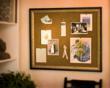 bulletin boards, fabric bulletin boards