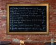 Chalk Board, Chalk Boards