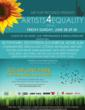 "Art for Progress Presents ""Artists4Equality"""