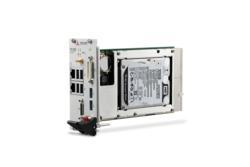 ADLINK's PXI-3980 3U Intel® Core™ i7 Quad-Core Processor-based PXI Controller