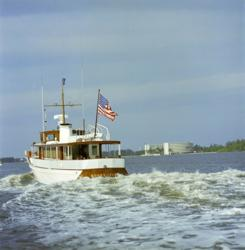 JFK's presidential yacht donated to WishGivers.org