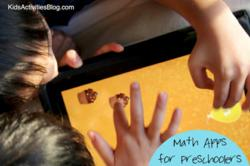 apps for preschoolers to learn math