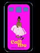 Noir A-Go Go smartphone cases