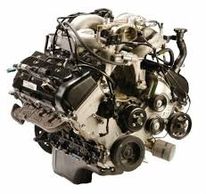 Mustang Engines