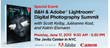 B&H Photo & Adobe® Lightroom® Digital Photography Summit