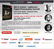 B&H & Adobe® Lightroom® Digital Photography Summit with Scott Kelby, Julieanne Kost and Katrin Eismann