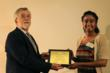 Myrsane Caze Awarded Fellowship from NBCC and Affiliates