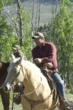 Don Sabrowski - Horseback RIding