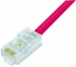 L-com's USA-made Category 5e Ethernet cable assembly