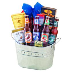 Brooklyn Brewery Beer Basket