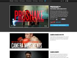 Pixel Film Studios - Final Cut Pro X Effects - FCPX Plugin - PROSHAKE - Camera Shake - Shaky Cam