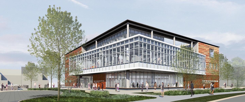University of Missouri-Kansas City Builds 'New Generation