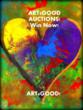 Art 4 Good Auctions Give Back to the most awesome charities on the planet!