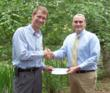The MHRV (Manufactured Homes Recreational Vehicles) Show Association Donates to Washington State Parks