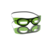 PNG file of Ninja™ spray goggles product