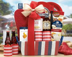 Hot Off The Grill BBQ Gift Basket
