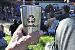 Reusable Steel Cup by Steelys Drinkware