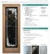 Frosted Wine Room Glass Door