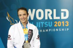 Blue Belt Katy Torralbas of Team Third Law