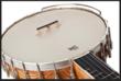 Islander Ash Leaf banjo designed and made by The Great British Banjo Company.