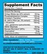 BrainGenX Supplement Facts