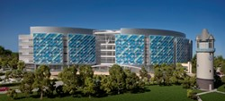 Nemours/Alfred I. duPont Hospital for Children is currently undergoing a $250 million expansion, expected to be complete in 2014