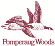 Pomperaug Woods Logo