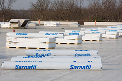 Sarnafil G 410 and S 327 membranes have once again achieved Platinum certification to the NSF/ANSI 347 Sustainability Assessment for Single Ply Roofing Membranes.